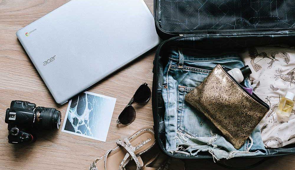 suitcase packing hacks