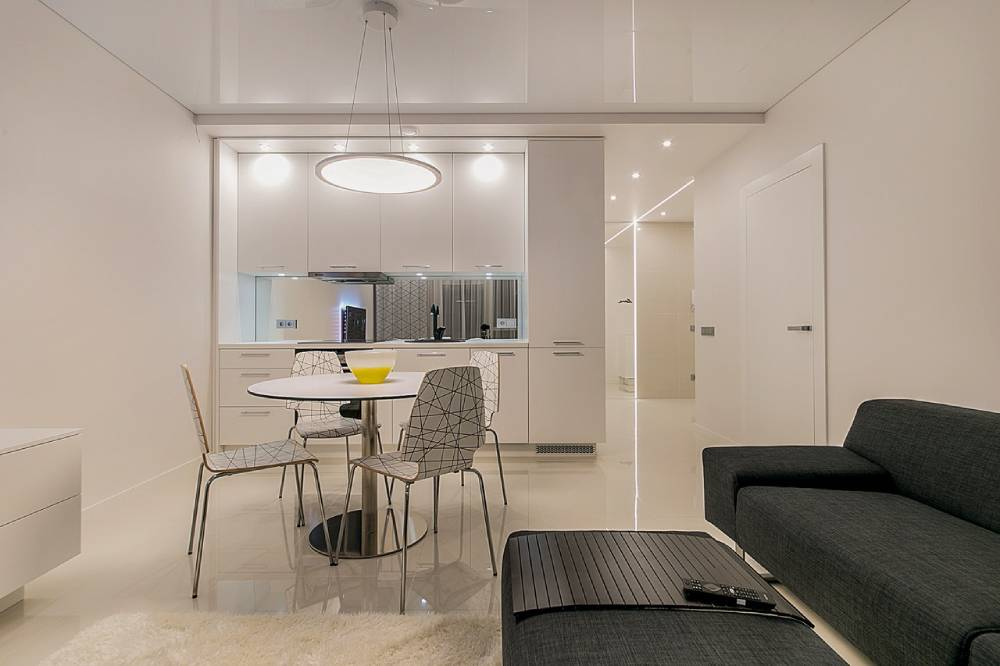 Interior design tips for small apartments