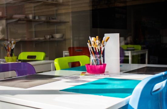 Creative classroom furniture