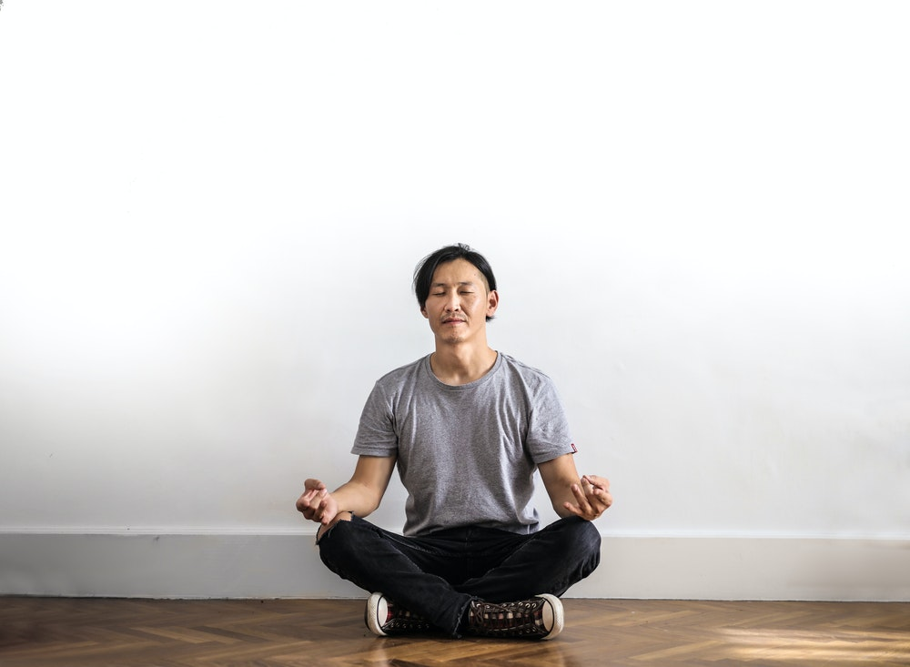 Create a meditation habit
