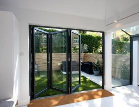 Bifold windows and doors