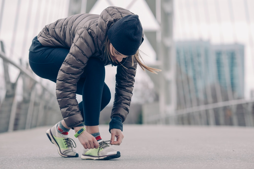 stay on track with exercise