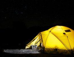 Australian camping trips