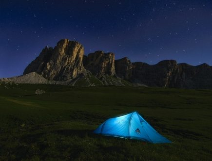 campsite setup tips