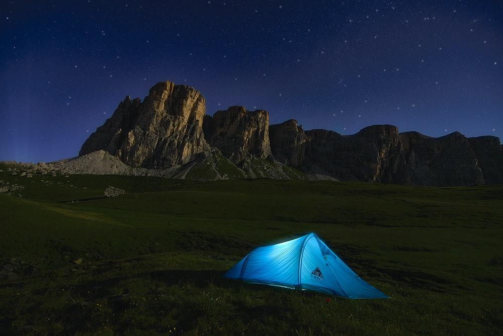 campsite setup tips