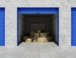 6 Benefits of Renting Self Storage During Your Move
