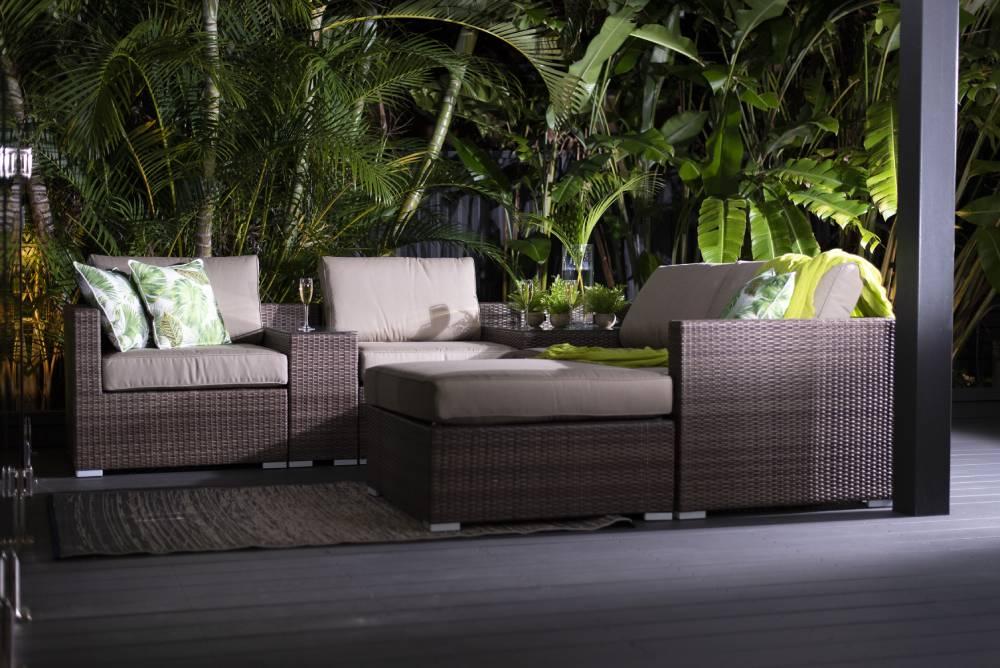 Cuban modular outdoor furniture