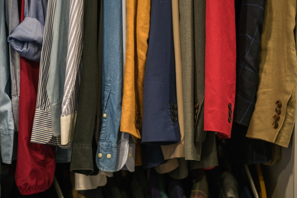 How to have an Organised and Minimalised Wardrobe