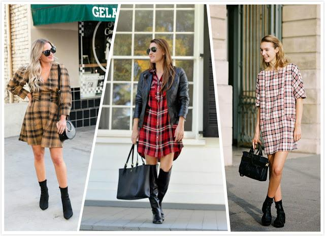 A Guide on How to Style Plaid Prints